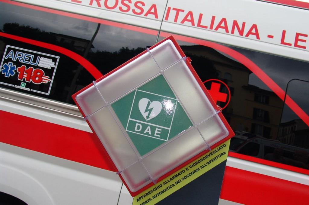 """Galbiate: 58enne salvato dai passanti con il DAE posizionato in comune, primo utilizzo per i dispositivi di """"Lecco Cuore"""""""