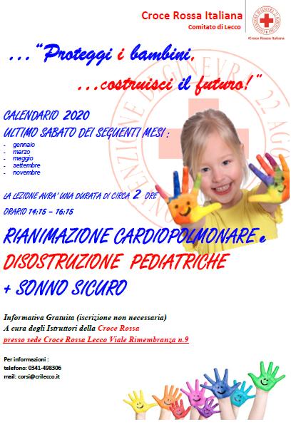 CALENDARIO CORSI MSP 2020